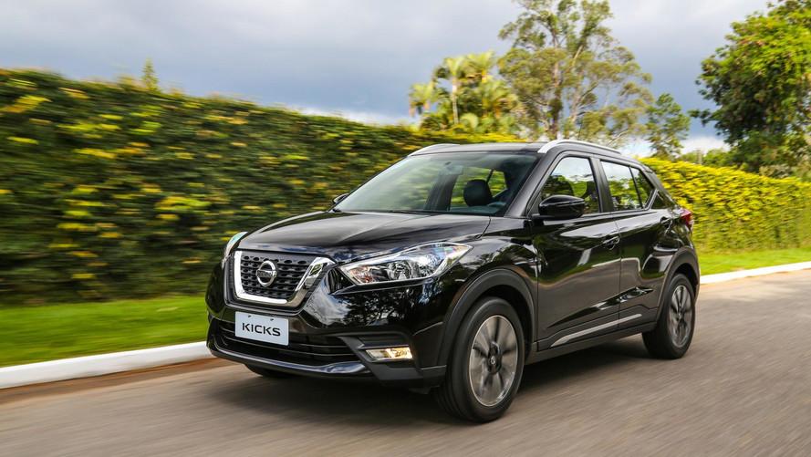 Nissan sorteia Kicks SV em promoção especial de revisão