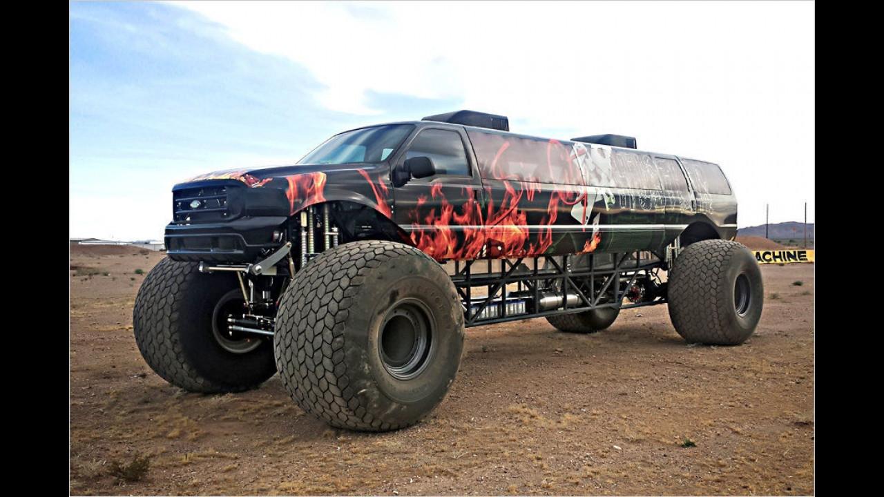 Big Toyz Racing ,Sin City Hustler