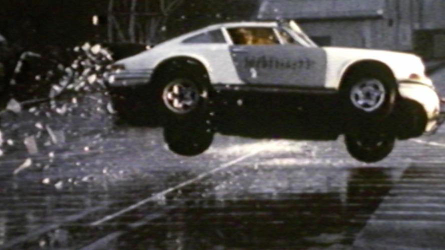 VIDÉO - Le Top 5 des tests Porsche les plus extrêmes