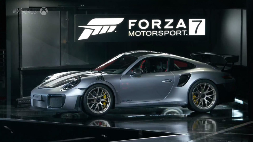 watch the new porsche 911 gt2 rs attack the nurburgring. Black Bedroom Furniture Sets. Home Design Ideas