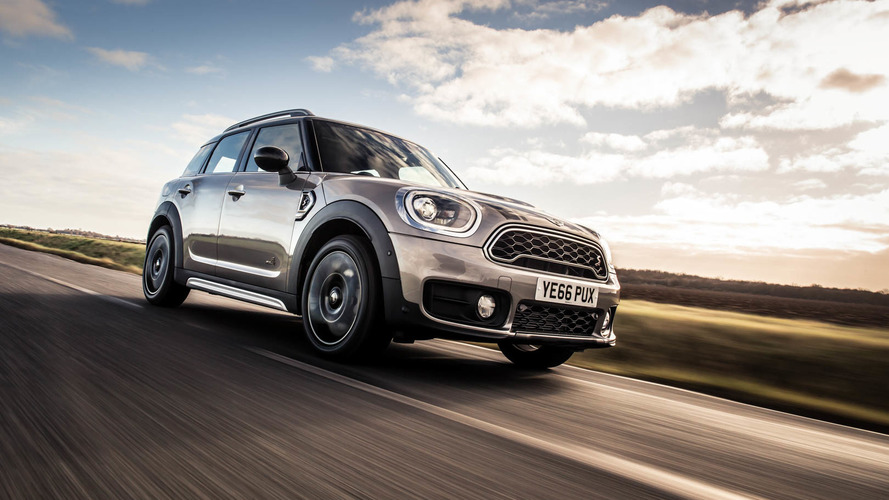 Mini goes green with new hybrid Countryman