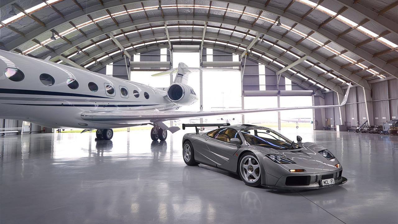 McLaren F1 HDF