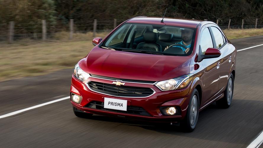 Chevrolet Prisma 2018 ganha nova cor e preços mais altos