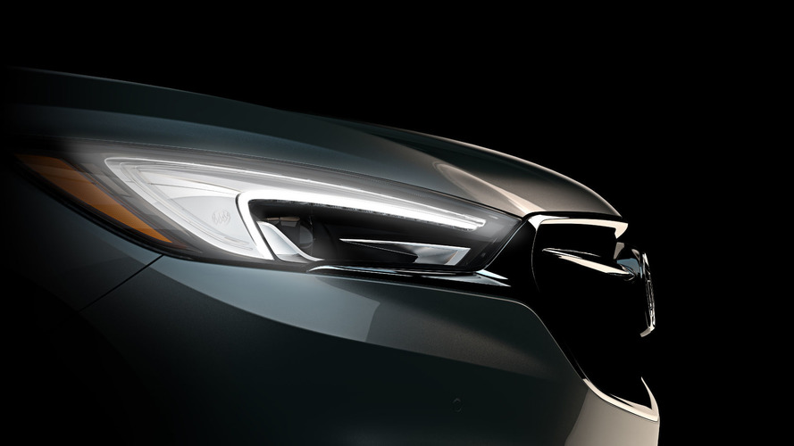2018 Buick Enclave teased, first to get Avenir treatment