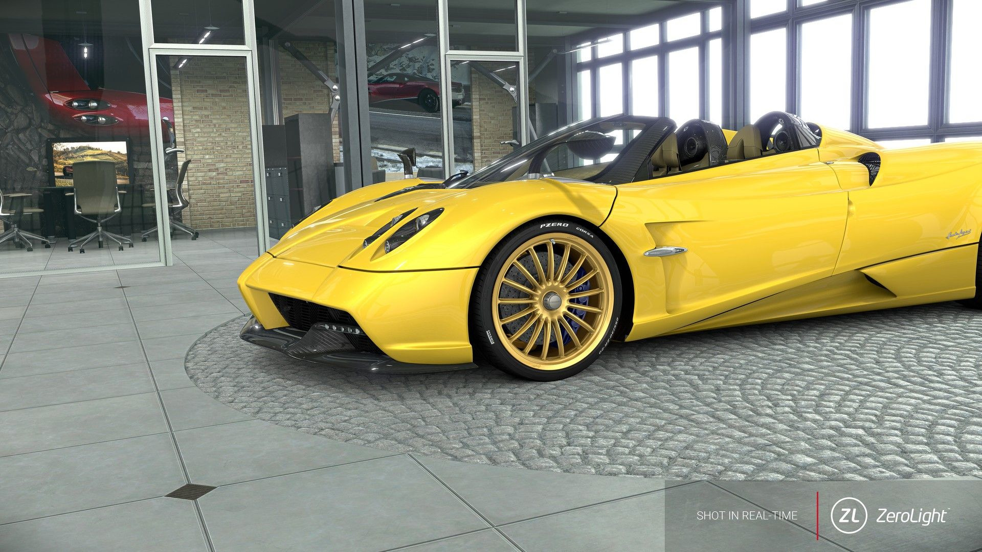 Pagani Huayra Roadster Configurator Provides Taste Of Owning One