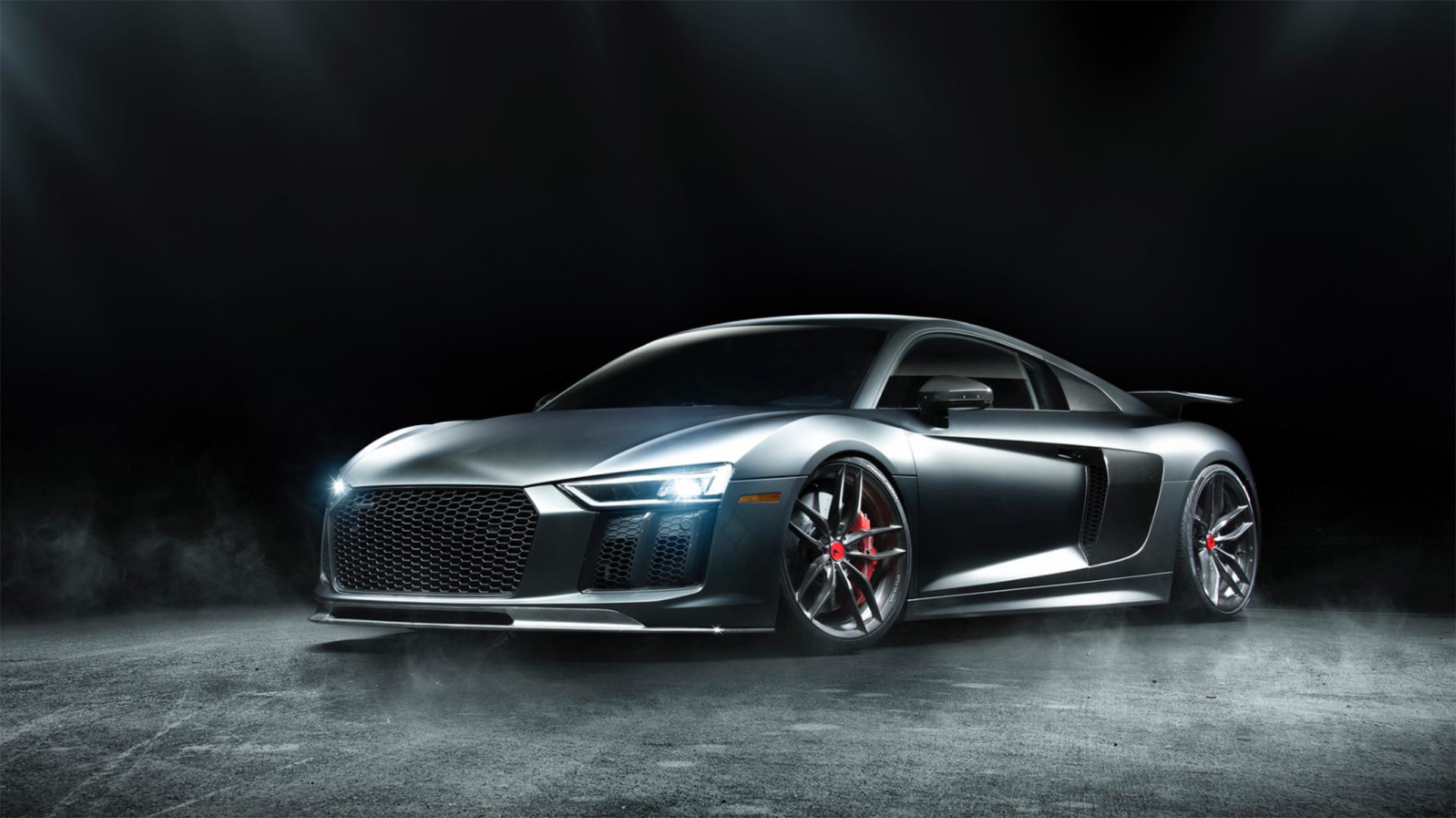 Audi Body Kit By Vorsteiner Keeps Your Supercar Looking Special