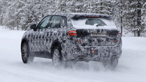 2017 Brilliance V7 spy photo