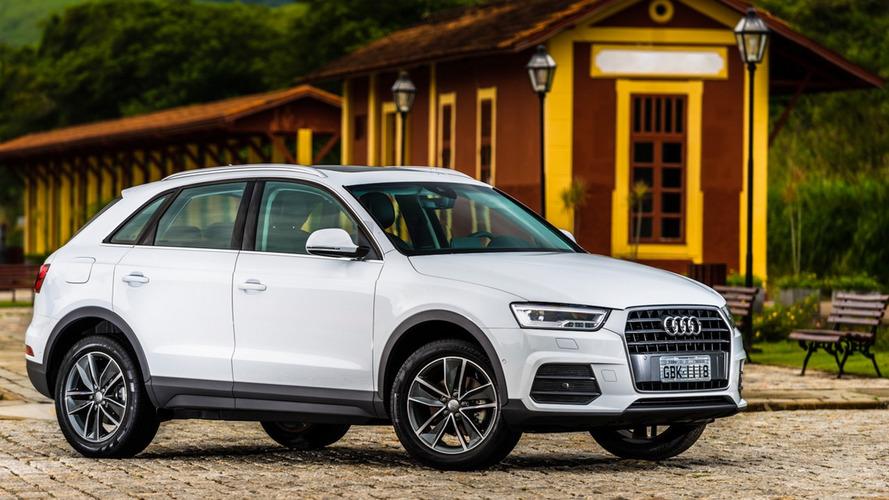 Audi Q3 nacional ganha motor 1.4 TSI Flex por R$ 143.190