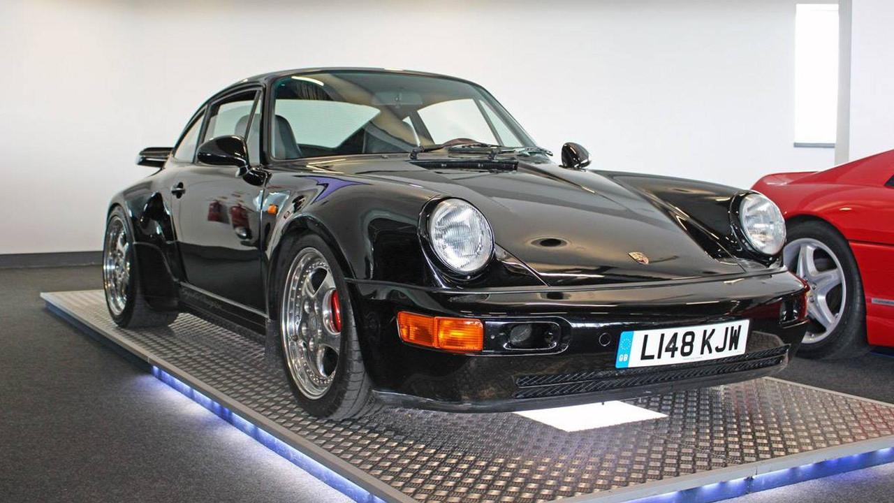 1993 Porsche 911 Turbo S Leichtbau