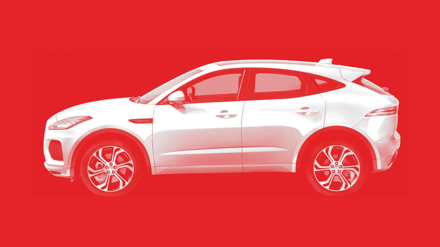 Jaguar's New E-Pace Compact Crossover Reveal Is Almost Here