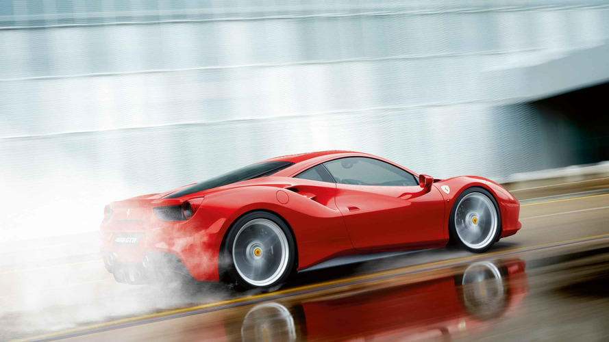 2017 Ferrari 488 GTB Review
