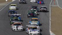 Porsche 911 GT3 RSR, Porsche Rennsport Reunion IV 16.10.2011