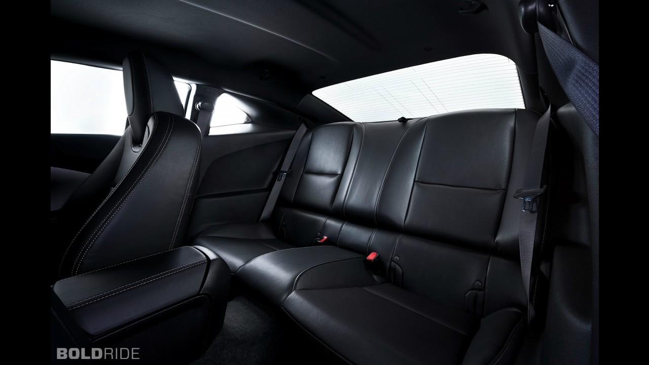 Chevrolet Camaro EU Version