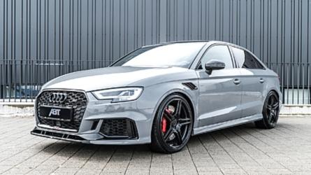 L'Audi RS 3 berline dévergondée par ABT Sportsline