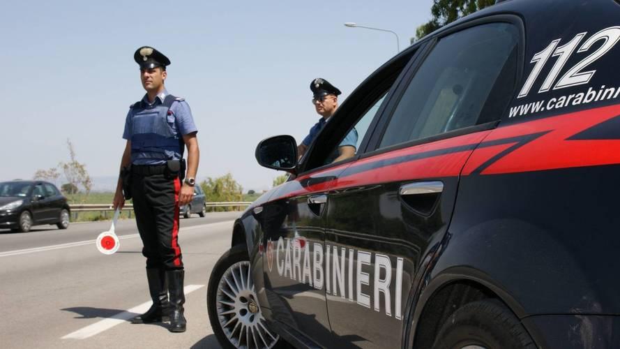 Rca, così la Polizia individua gli evasori