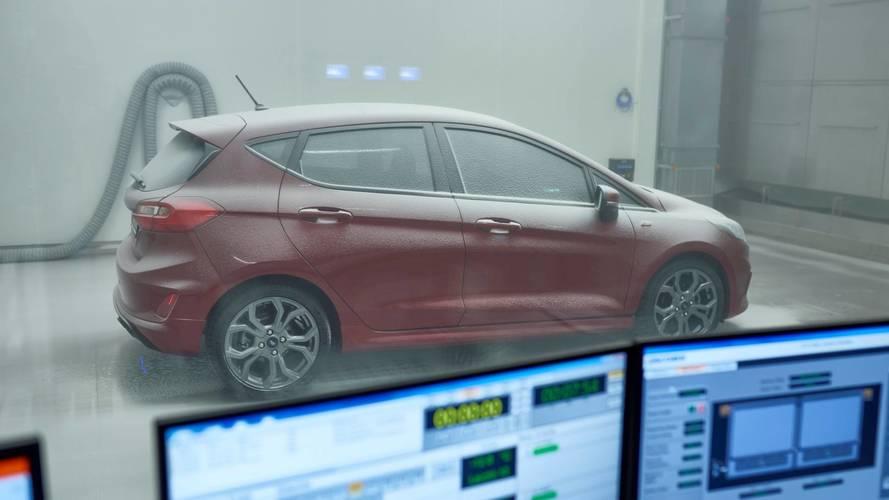Ford centro de experimentación medioambiental