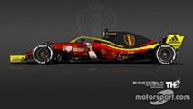 F1 Team Bélgica