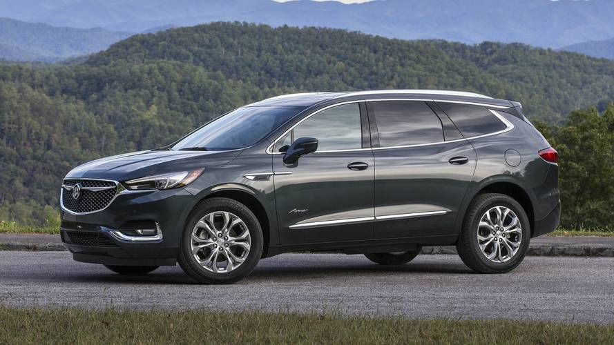 2018 Buick Enclave First Drive: The Future Is Avenir