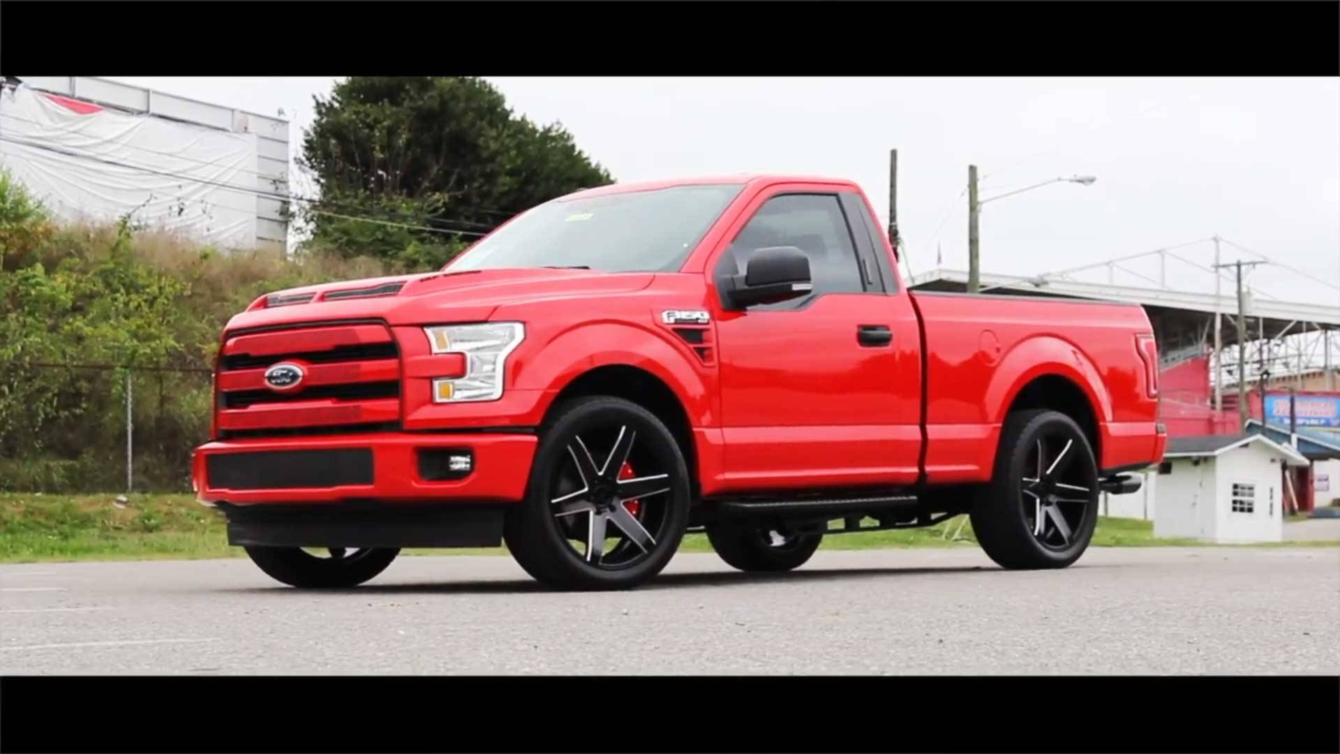 Shelby F150 For Sale >> Ford Dealer Builds 750 HP F-150 With Shelby Bits And A ...