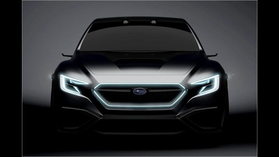 Tokyo Motor Show 2017: Fünf Subaru-Neuheiten