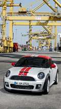 2012 MINI Coupe official photos 21.06.2011