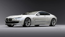 BMW 8-Series rendering