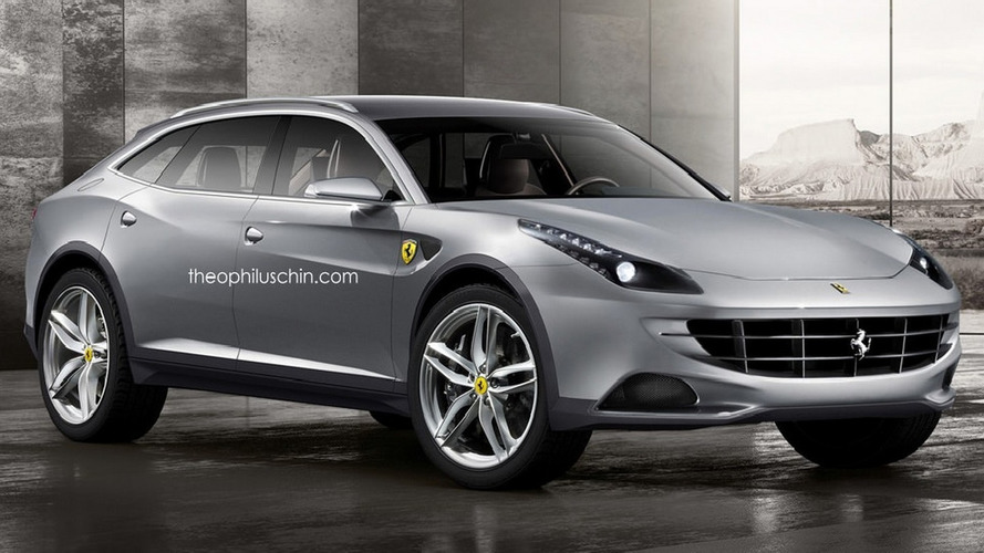 Is Ferrari Planning An SUV After All?