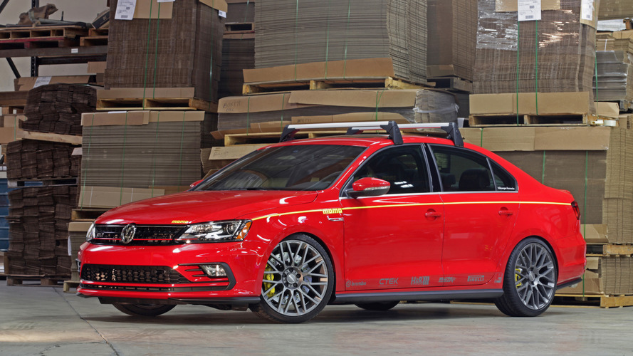 Volkswagen Jetta GLI MOMO Edition unveiled for SEMA