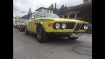 BMW Serie 3, 40 anni in viaggio