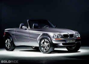 BMW Z18 Concept