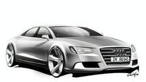 2011 Audi A8 design sketch - 560