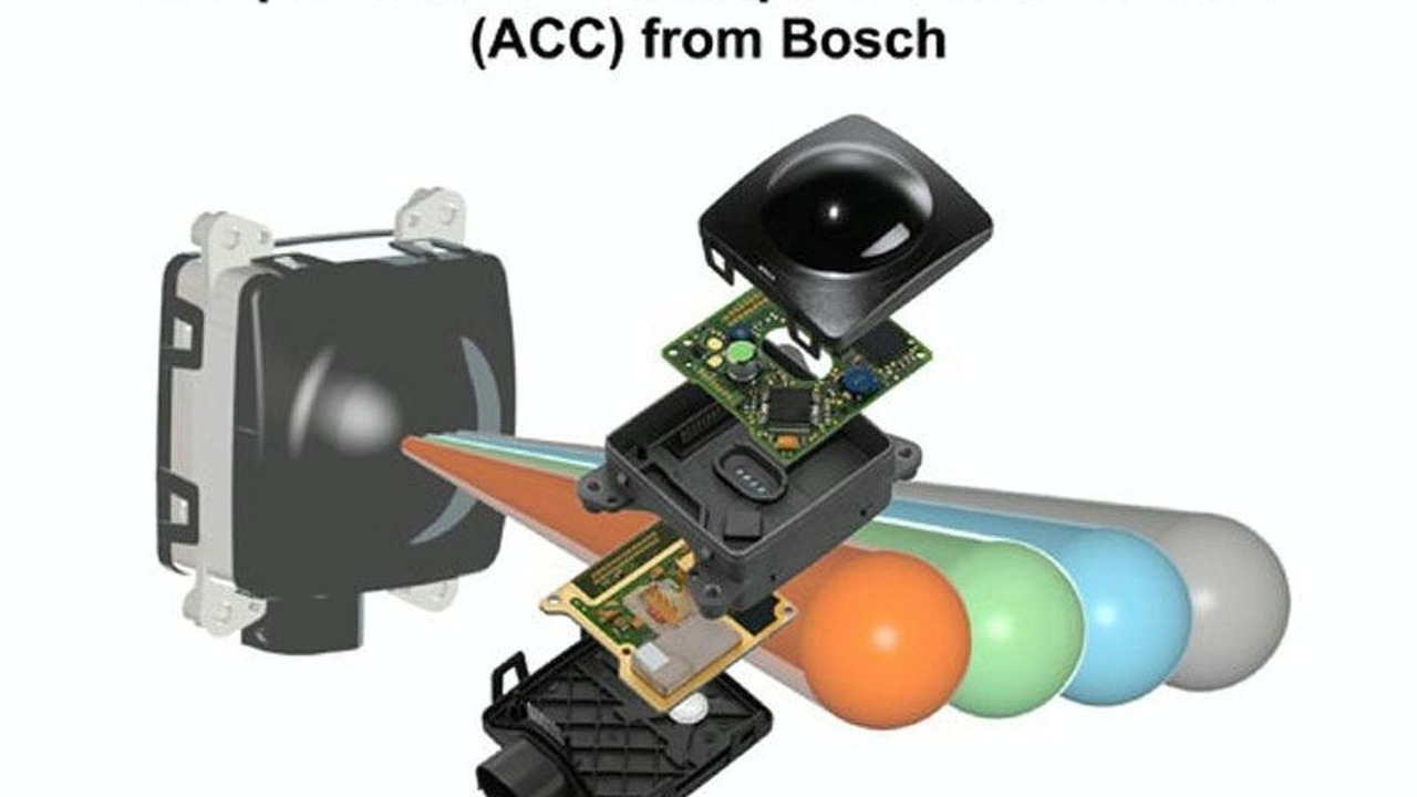 Bosch Adaptive Cruise Control for BMW 3 Series