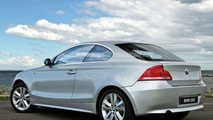 BMW 2 Series Coupe artist impression rear view