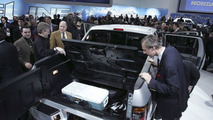 Honda Ridgeline Truck Unveiled at 2005 NAIAS