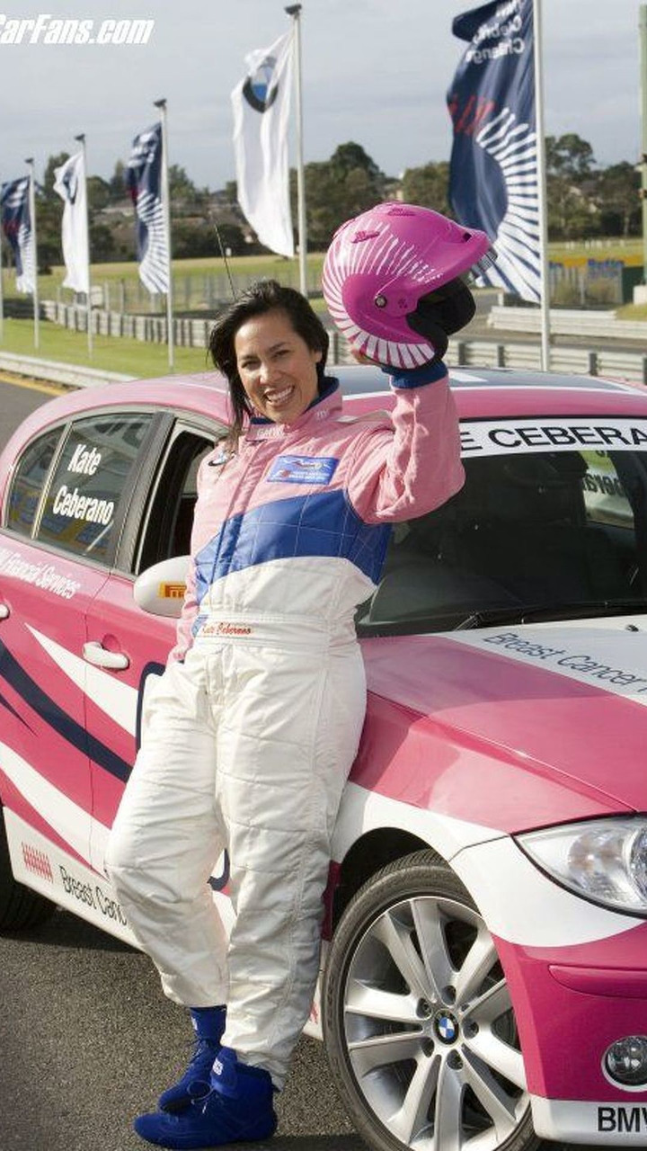 BMW Breast Cancer Charity and Celebrity Challenge