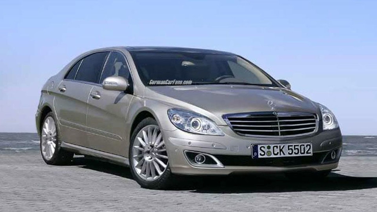 2008 Mercedes-Benz C-Class Illustration