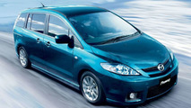 Mazda Premacy (Mazda 5) with Four Wheel Drive