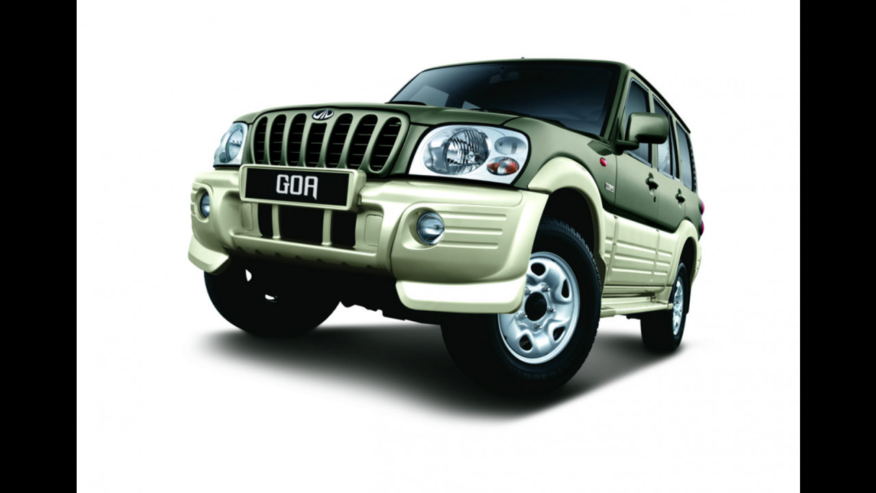 Mahindra Goa GLX