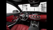 Nuova Mercedes Classe S Coupé
