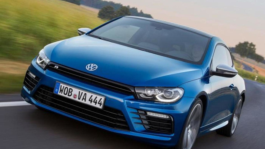 Volkswagen details Scirocco facelift, comes with six updated engines