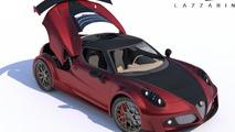 Lazzarini Design Alfa Romeo 4C Definitiva