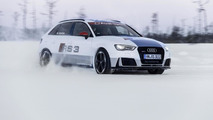 Audi RS3 Sportback Winter Driving Experience