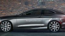 Chrysler 200 Coupe render