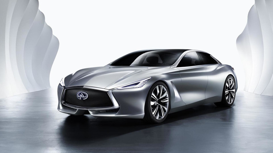 Infiniti Flagship Sedan Concept Confirmed For Detroit Debut