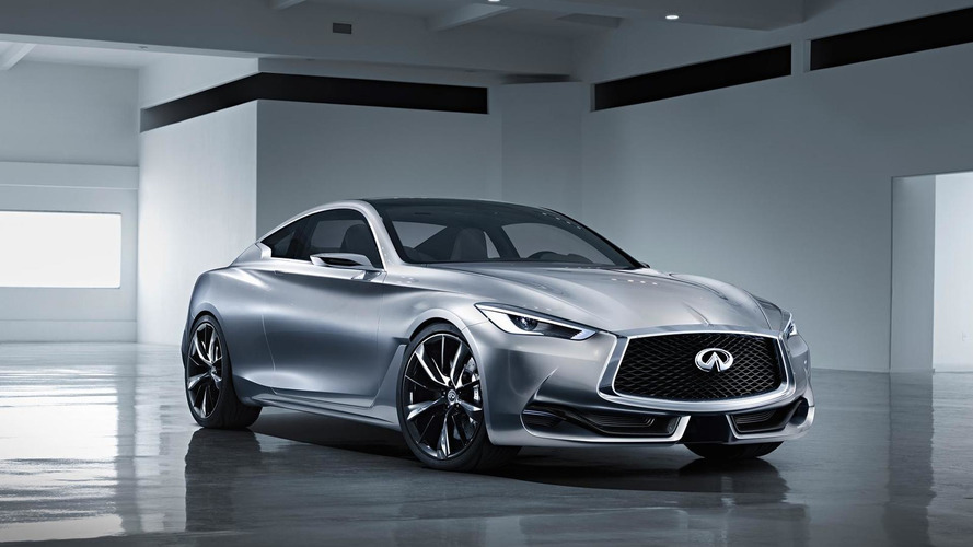 Infiniti Q60 getting in-house 400 bhp twin-turbo 3.0-liter engine; hotter version planned