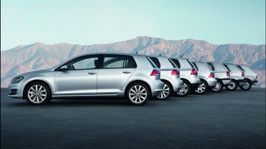 Volkswagen Golf restyling, il conto alla rovescia è iniziato