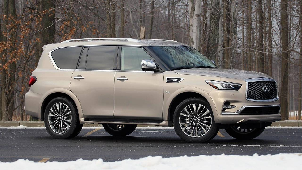 2018 infiniti qx80 4wd review photos. Black Bedroom Furniture Sets. Home Design Ideas