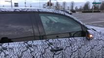 2019 Mercedes GLE screenshot from spy video
