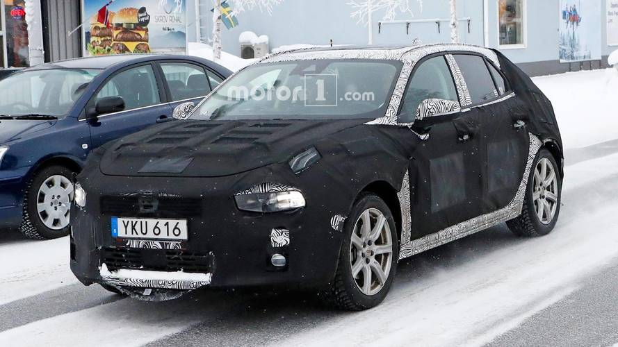 Lynk & Co Spied Testing Mysterious Hatchback Under Heavy Camo