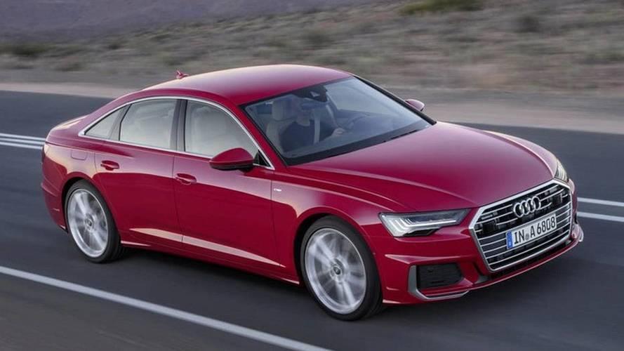 Íme, ez lenne az új Audi A6?!
